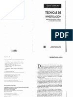 """Santoro, Daniel (2004), """"Técnicas de Investigación. Métodos desarrollados en diarios y revistas de América Latina"""", México, FCE, pp. 24-42"""