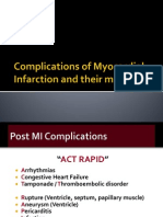 Complications of Myocardial Infarction and their mx.pptx