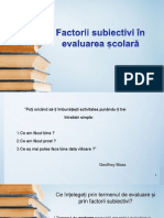 Factorii subiectivi in evaluarea scolara.ppt