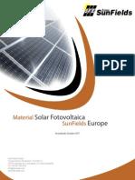 Catalogo Productos Sunfields Octubre20111