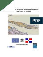 Estudio Hidrogeológico de la Península de Samaná