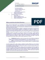 8.- Active Directory, Administración