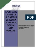 APUNTES TEORIA TRABAJO SOCIAL FAMILIAS I_Versión 2012