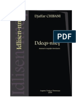 Djaffar Chibani Ddeqs-Nnegh