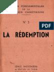La Rédemption