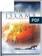 Stav Islama o Bradi, Pušenju i Muzici, Safet Kuduzović.pdf