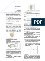 Estrutura Atômica e distribuição