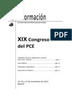 Doc Xix Congreso Pce