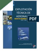 Explotación Técnica de Aeronaves