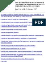 traité d'amsterdam2005