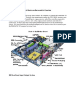 Motherboard And Its Components Pdf