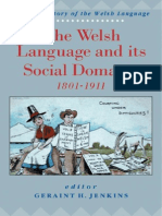 10.the Welsh Language and Its Social Domains