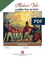 Mr Madison's War Playbook