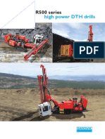DR500 Series Brochure[1]