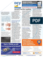 Pharmacy Daily for Wed 30 Oct 2013 - Advanced Practice update, ABC Catalyst controversy, Chemist Warehouse launches TVC, Health