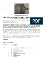 Ancient Churches and Chapels of Kintyre - T. Harvey Thomson