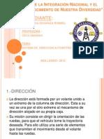 SISTEMA DE DIRECCION EN VEHICULOS.pptx