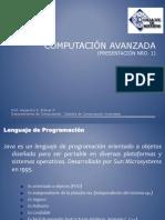 01 Introduccion Al Lenguaje