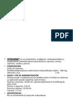 Practica Farmaco 2013
