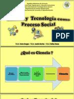 Ciencia, Tecnología y Sociedad EXP. 1-3