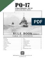 PQ17 Rulebook
