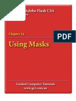 Learning Adobe Flash CS4 - Masks