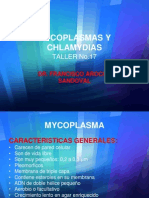 Micoplasmas y Chlamydias