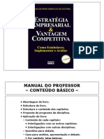 Manual Mestre