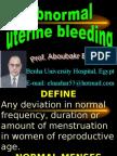 Benha University Hospital, Egypt E-Mail