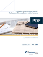 The fragility of two monetary regimes -  The European Monetary System and the Eurozone.pdf
