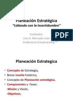 PLANEACION ESTRATÉGICA 2013_II