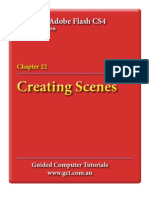 Learning Adobe Flash CS4 - Scenes