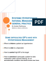 Hypertension G P New Dr. Anidu Pathirana.ppt