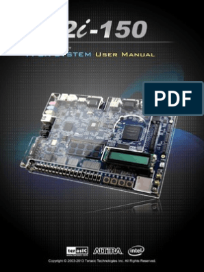 DE2i-150 FPGA System Manual | Secure Digital | Field