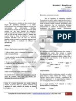 Portugues-Carreira Fiscal-CERS2011-MODULO 04 Verbo