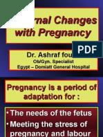 Pregnancy Changes