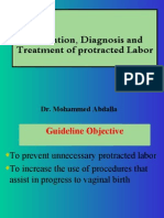 Protracted Labour