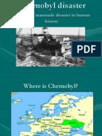 Disaster in Chernobyl.ppt