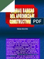 teorias basicas del constructivismo