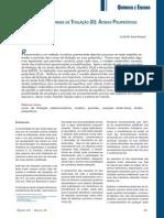 PREVISÃO DE CURVAS DE TITULAÇÃO (II) ÁCIDOS POLIPRÓTICOS - IMPORTANTE
