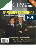 Success Magazine November 2013
