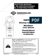 CMT 90 InstructionManual