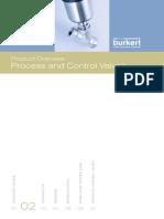 Burkert Product Overview 02 Process Valves 3D