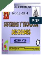 Clase 10 Teoria Decisiones 2011 - i[1]