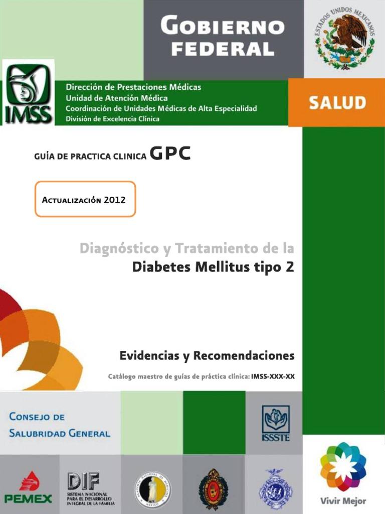 pautas de ispad diabetes 2020 elecciones