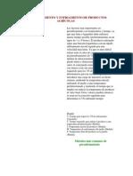 PREENFRIAMIENTO Y ENFRIAMIENTO DE PRODUCTOS AGRÍCOLAS