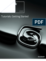 3ds Max 2009 Tutorials Getting Started