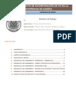 Propuesta de Plan Estrategico de Incorporacion de TIC