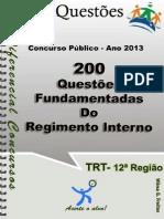 2101_TRT-SC - 12ª Região - Apostila amostra