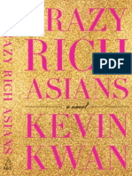 Kevin Kwan - Crazy Rich Asians (Extract)